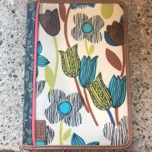 Fossil Key Per planner/tablet case